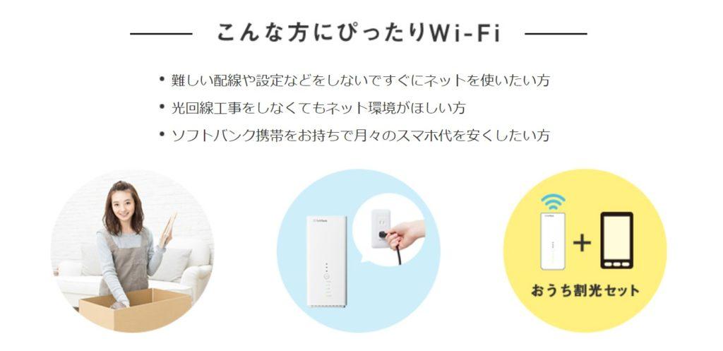 SoftBank Airは即日可能